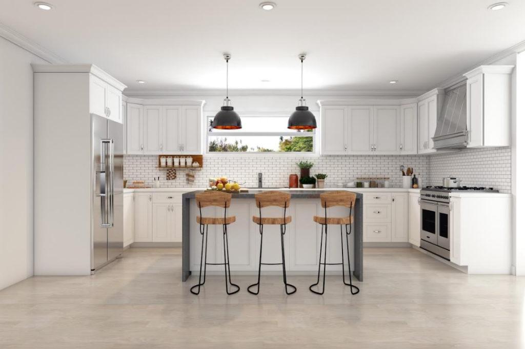 Glacier kitchen 2